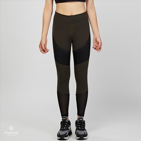 Nike Power Legendary 軍綠黑 訓練 內搭 緊身褲 833719-355