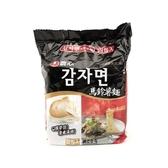 韓國農心馬鈴薯麵4入