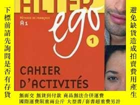 二手書博民逛書店Alter罕見Ego Level 1 Exercise BookY256260 Annie Berthet H