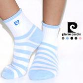 【esoxshop】╭*Pierre Cardin 皮爾卡登 條紋止滑兒童襪╭*保證正品《船型襪/短襪/踝襪/學生襪》