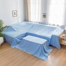 防塵罩 家具防塵布遮蓋防灰塵沙發防塵布蓋布遮塵布料擋灰布床防塵罩家用