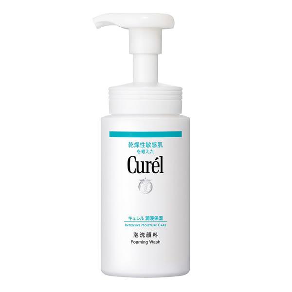 Curel珂潤 潤浸保濕洗顏慕絲150ml【康是美】