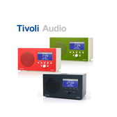 【Tivoli Audio】ALBERGO AM/FM CLOCK RADIO 藍牙鬧鐘收音機喇叭[免運]
