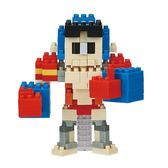 《 Nano Block 迷你積木 》NBCC-054 One Piece 佛朗基╭★ JOYBUS玩具百貨