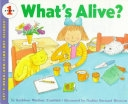 二手書博民逛書店 《What s Alive?》 R2Y ISBN:0064451321│Harper Collins