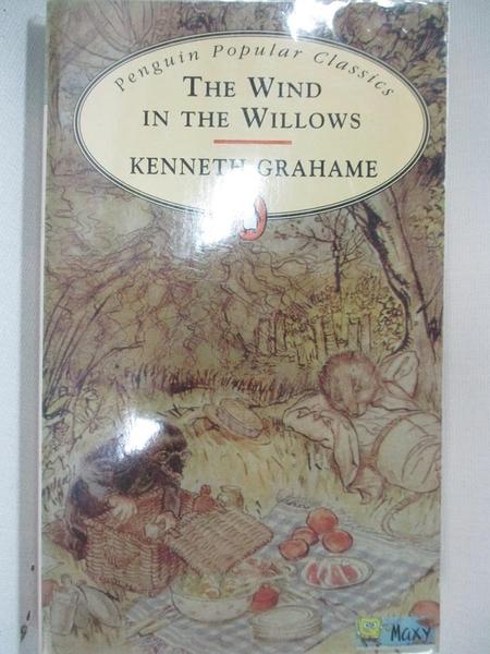 【書寶二手書T4/原文小說_GM8】The Wind in the Willows_Kennith Grahame, Kenneth Grahame