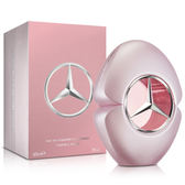 Mercedes Benz 賓士 爵色佳人女性淡香水(60ml)-送沐浴精★ZZshopping購物網★