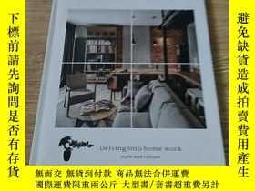 二手書博民逛書店Delving罕見into home work style and cultureY212829