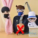 【日本進口】日版 景品 名偵探柯南 夾手布偶 娃娃 柯南 赤井 基德 一組三入
