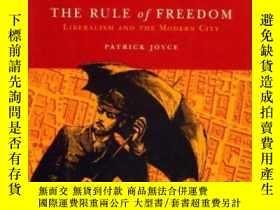 二手書博民逛書店The罕見Rule Of FreedomY364682 Patrick Joyce Verso Books