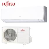 富士通 *約3-4坪* 變頻分離式冷暖氣ASCG022KMTA/AOCG022KMTA(基本安裝)