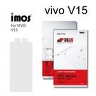 【iMos】3SAS系列保護貼 vivo V15 (6.53吋) 超潑水、防污、抗刮