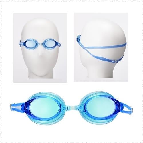 ☆小薇的店☆聖手品牌競泳型平光防霧泳鏡特價390元NO.A34603(黑/寶藍/咖啡色)