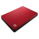 "【台中平價鋪】全新 Seagate Backup Plus Slim 1TB 2.5"" 行動硬碟-紅"