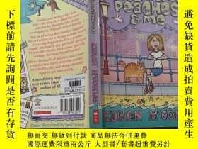 二手書博民逛書店Frankie罕見,Peaches and Me:弗蘭基,桃子和我.Y200392