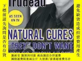 二手書博民逛書店Natural罕見Cures They Don t Want