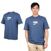 PUMA 男流行系列短袖T恤(純棉 短袖上衣 路跑 慢跑 運動上衣 免運 ≡排汗專家≡