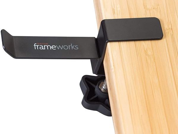 小叮噹的店 Gator Frame Works 耳機掛架 GFW-HP-HANGERDESK