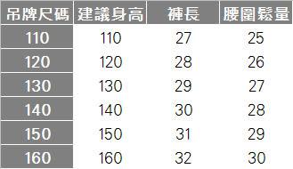 RQ POLO 中大童春夏款橘色貼鑽電繡字母平織短褲 [6037]