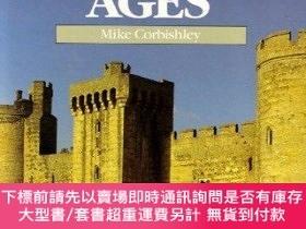 二手書博民逛書店The罕見Middle Ages (Cultural Atlas for Young People)-中世紀(青少