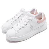 Skechers 休閒鞋 High Street - Shimmer AS You Go 白 粉紅 女鞋 走路鞋 【PUMP306】 73707WPK