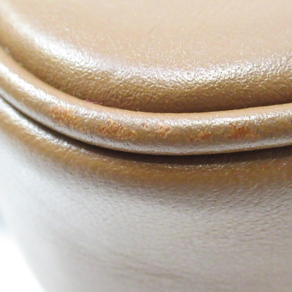 COACH 寇馳 咖啡色Disney皮革肩背包  【二手名牌BRAND OFF】