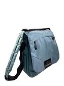 旅遊 斜背包 116 氣質灰(福利品)