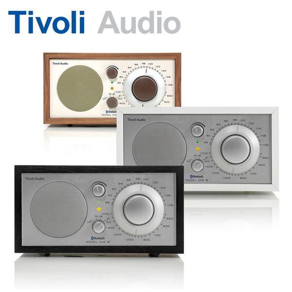 Tivoli Audio Model One BT AM/FM 桌上型藍牙收音機喇叭