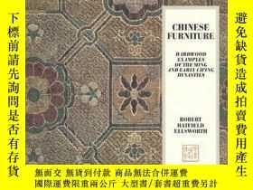 二手書博民逛書店【包罕見】Chinese Furniture,《中國傢俱》, R