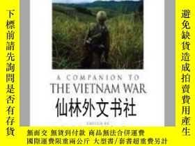 二手書博民逛書店【罕見】2002年出版 A Companion to the Vietnam WarY27248 Marily