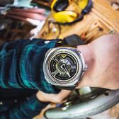 SEVENFRIDAY 工業革命 W1/01 Blade 自動上鍊機械錶-50mm W1-01