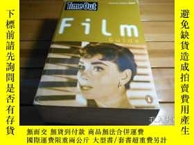 二手書博民逛書店TIME罕見OUT FILM GUIDE, ELEVENTH E