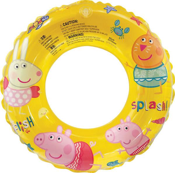 佩佩豬 兒童游泳圈