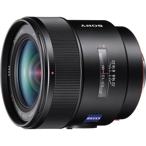 SONY 卡爾蔡司24mm T* F2.0 數位單眼相機鏡頭 SAL24F20Z