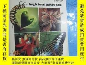 二手書博民逛書店fun罕見with Creepy Crawlies(16開)Y9