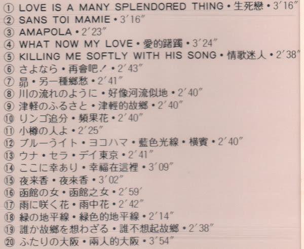東洋西洋合併曲 15  倫巴 CD 國際標準舞曲  (購潮8)