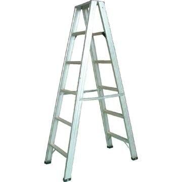 [家事達] HD特大A-6尺 鋁梯(可荷重90kg) 特價 A字梯