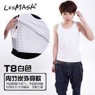 (特價) LES MASK 長款可外穿 米白色 繃帶加強束胸衣 運動內衣/大胸必備 t Cosplay周邊