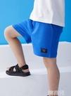 男童短褲 男童短褲外穿夏薄款寬鬆夏天兒童五分褲潮夏季中大童運動14歲休閒 韓菲兒