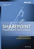 二手書《Microsoft Sharepoint Products and Technologies Administrator's Pocket Consultant》 R2Y ISBN:9780735623828