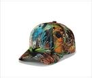 FIND 韓國品牌棒球帽 男女 街頭潮流 塗鴉迷彩 歐美風 嘻哈帽  街舞帽 太