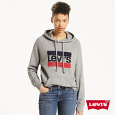 帽T 女裝 / LOGO - Levis