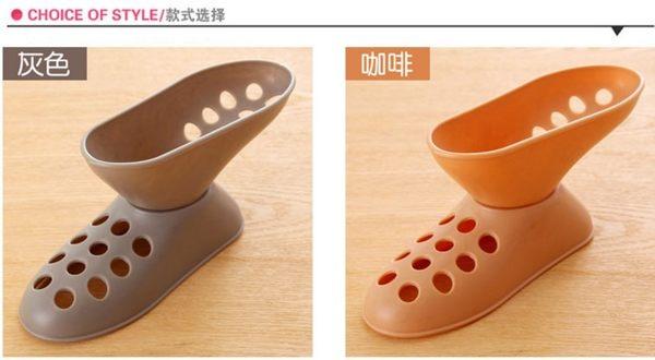 [協貿國際]  可拆卸省空間鞋子收納架整理鞋架 (8個價)