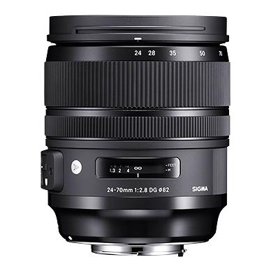 SIGMA 24-70mm F2.8 DG OS HSM ART For Canon (公司貨)