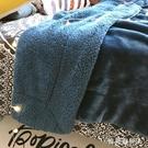 加厚保暖珊瑚絨毯子雙層法蘭絨毛毯被子床單雙人冬季小毛毯 AW15893【棉花糖伊人】
