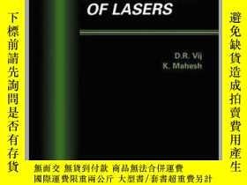 二手書博民逛書店Medical罕見Applications of Lasers-激光的醫學應用Y361738 D. R. Vi
