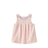 MIKI HOUSE 日本製 搖粒絨質感背心裙