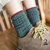 堆堆襪 襪子女中筒襪ins潮日系堆堆襪韓國秋冬加厚長襪潮流韓版冬季 多色