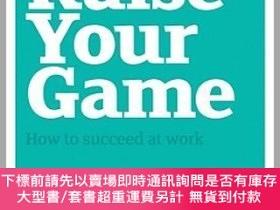 二手書博民逛書店預訂Raise罕見Your Game - How To Succeed At WorkY492923 Pete