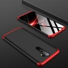 小米 紅米 Note 8 / Note 8 Pro 三合一手機殼 360°全包防摔防指紋磨砂硬套